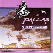 The Sentinel by PALLAS album cover