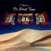 It's About Time by TONTO'S EXPANDING HEAD BAND album cover