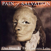 One Hour By The Concrete Lake by PAIN OF SALVATION album cover