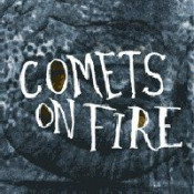 Blue Cathedral by COMETS ON FIRE album cover