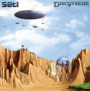 Discoveries by SETI album cover