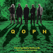 Glancing Madly Backwards - Rare & Unreleased 1994-2004 by QOPH album cover