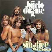 Singlice 1974-1980 by BIJELO DUGME album cover