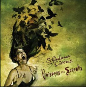 Whispers And Screams by SHADOW CIRCUS album cover