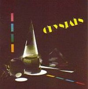 Crystals by CRYSTALS album cover
