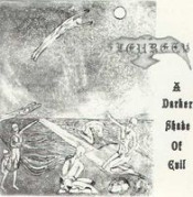 A Darker Shade Of Evil by FLEURETY album cover