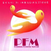 Stati Di Immaginazione by PREMIATA FORNERIA MARCONI (PFM) album cover