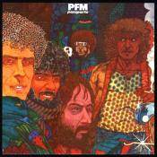 Passpartù by PREMIATA FORNERIA MARCONI (PFM) album cover