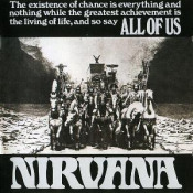 All of Us by NIRVANA album cover