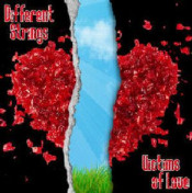Victims of Love by DIFFERENT STRINGS album cover