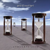 Live 1974/2000  by ARTI E MESTIERI album cover