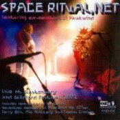 Live At Glastonbury And Guildford Festival, 2002 by SPACE RITUAL album cover