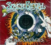 Sonic Savages by SPACE RITUAL album cover