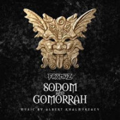 Sodom & Gomorrah by FROM.UZ album cover