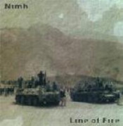 Line Of Fire by NIMH album cover