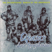 The Enlightening March of the Argonauts by QUASAR LUX SYMPHONIAE album cover