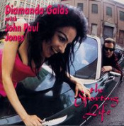 Diamanda Galás with John Paul Jones: The Sporting Life by GALAS, DIAMANDA album cover