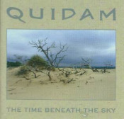The Time Beneath The Sky by QUIDAM album cover