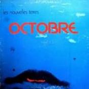 Nouvelles Terres by OCTOBRE album cover