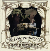 Picaresque by DECEMBERISTS, THE album cover