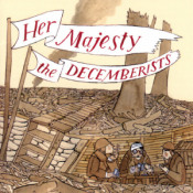 Her Majesty by DECEMBERISTS, THE album cover