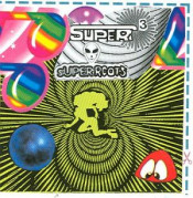 Super Roots 3  by BOREDOMS album cover