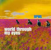 World Through My Eyes by RPWL album cover