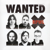 Wanted by RPWL album cover