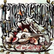 All We Destroy by GRAYCEON album cover