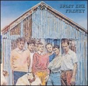 Frenzy by SPLIT ENZ album cover