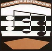 Corroboree/ Waiata by SPLIT ENZ album cover