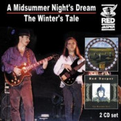 A Midsummer Night's Dream/The Winter's Tale by RED JASPER album cover