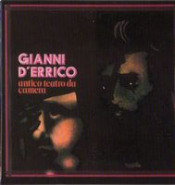 Antico Teatro Da Camera by D'ERRICO, GIANNI album cover