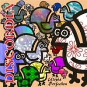 Utopia Perfection by DISCORDIA album cover