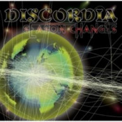 Season Changes by DISCORDIA album cover