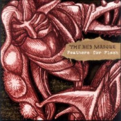 Feathers For Flesh by RED MASQUE, THE album cover