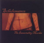 The Immortality Murder by SCHOLOMANCE album cover