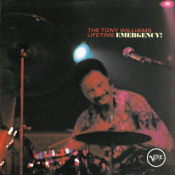 Emergency by WILLIAMS LIFETIME, TONY album cover