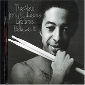 Believe It by WILLIAMS LIFETIME, TONY album cover