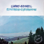 European Impressions by CORYELL, LARRY album cover