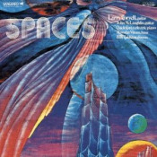 Spaces by CORYELL, LARRY album cover