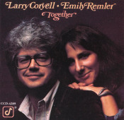Larry Coryell & Emily Remler: Together by CORYELL, LARRY album cover