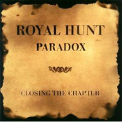 Paradox - Closing the Chapter by ROYAL HUNT album cover