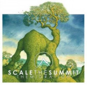 The Migration by SCALE THE SUMMIT album cover