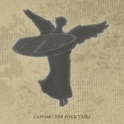 The Four Trees by CASPIAN album cover