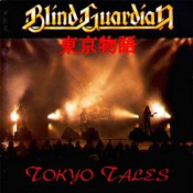 Tokyo Tales by BLIND GUARDIAN album cover
