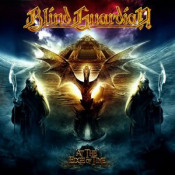 At The Edge Of Time by BLIND GUARDIAN album cover