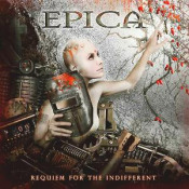 Requiem for the Indifferent by EPICA album cover