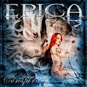 The Divine Conspiracy by EPICA album cover