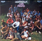 Suite Feeling by LIGHTHOUSE album cover